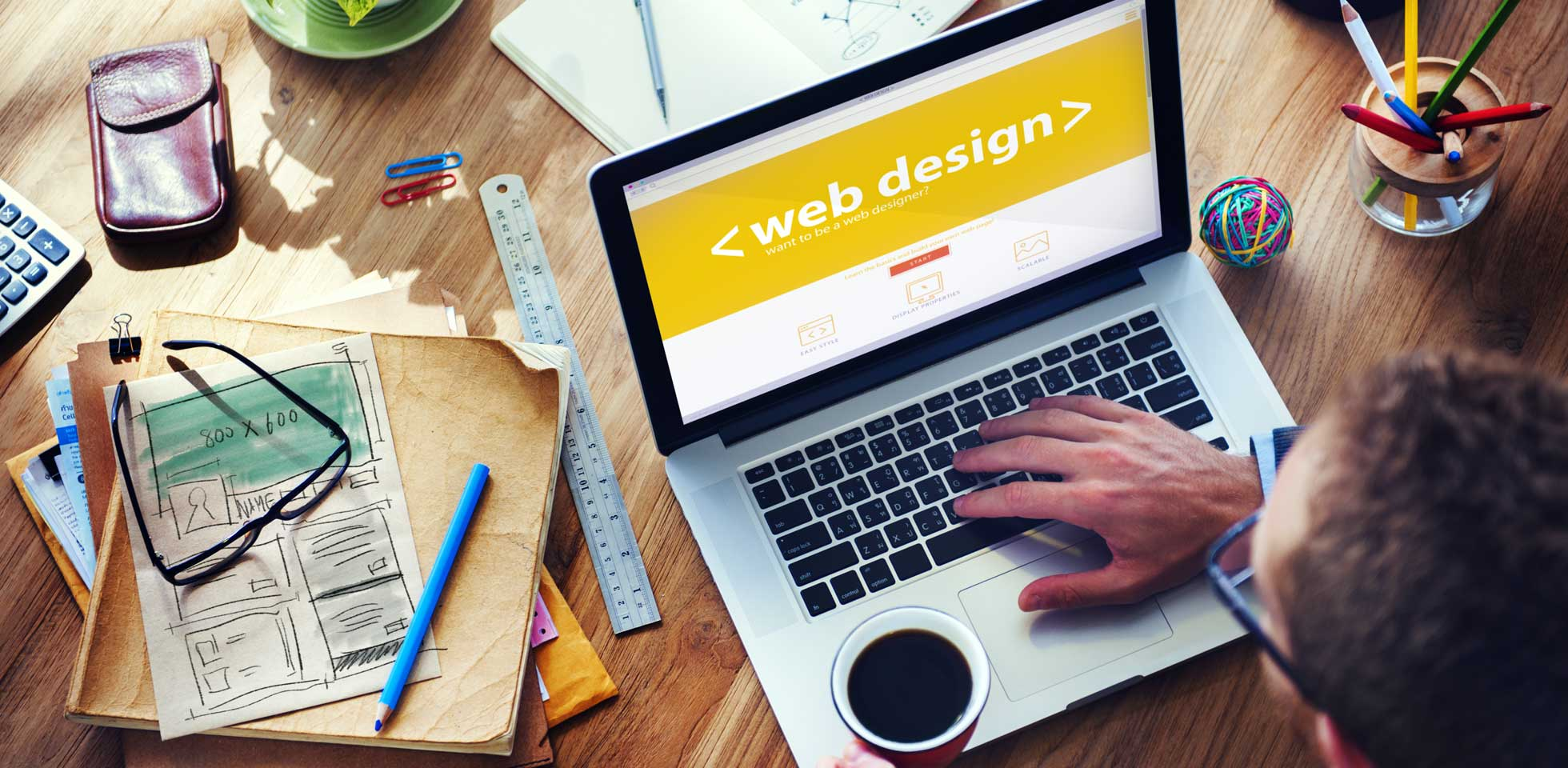 Why Should You Always Hire A Web Design Company? - Webmaster Blog